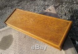 5 Stack Tiger Oak Macey Barrister Bookcase Antique