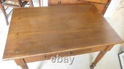 Antique Library, Office, Craft Desk Oak in EXCELLENT CONDITION