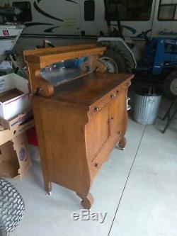 Beautiful Old Oak Buffet