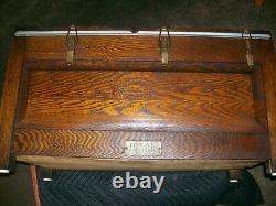 FIRELESS COOK STOVE (Tiger oak)