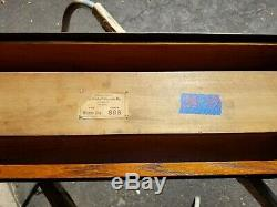 GLOBE WERNICKE MISSION DRAWER BASE D Size Grade 898 (38-19)