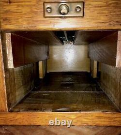 Globe Wernicke Apothecary Cabinet