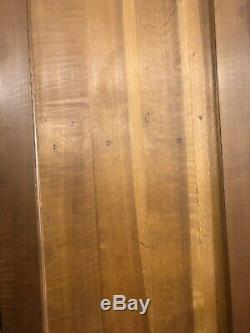 Old Tiger Oak Spanish Interior Door Arts And Crafts Craftsman Style