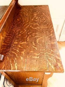 Quarter-Sawn Tiger Oak Dresser Park Slope Brooklyn