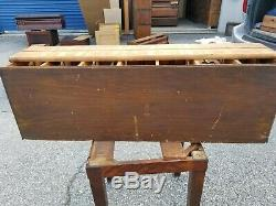 Rare Globe Wernicke 41 1/2 Vertical Document File Section (64-19)