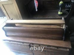 Tiger Oak C 299 Globe Wernicke Barrister Bookcase Base
