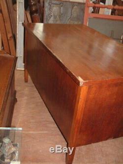 Tiger Oak Mission Desk, Large size