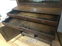 Tiger Oak Stacking Large File Cabinet Shaw Walker